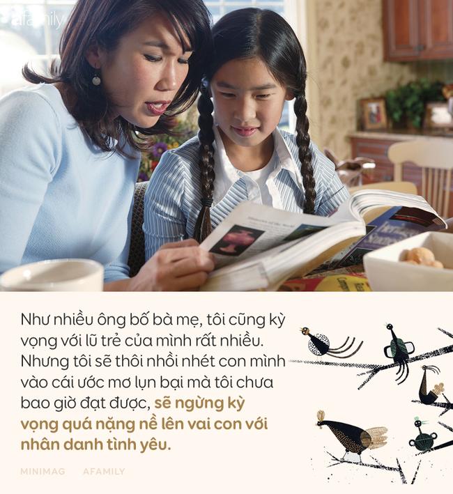 Nói yêu vô điều kiện, nhưng dường như cha mẹ chưa từng thôi mong cầu và đặt gánh nặng báo đáp lên vai con - Ảnh 7.