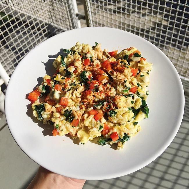 Học cách giữ dáng nhờ ăn theo những thực đơn giảm cân được du học sinh tự tay làm - Ảnh 3.