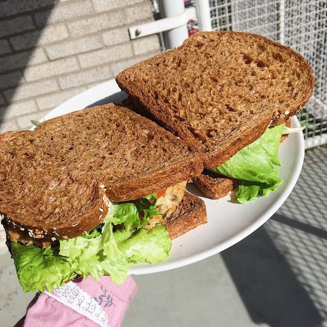 Học cách giữ dáng nhờ ăn theo những thực đơn giảm cân được du học sinh tự tay làm - Ảnh 14.