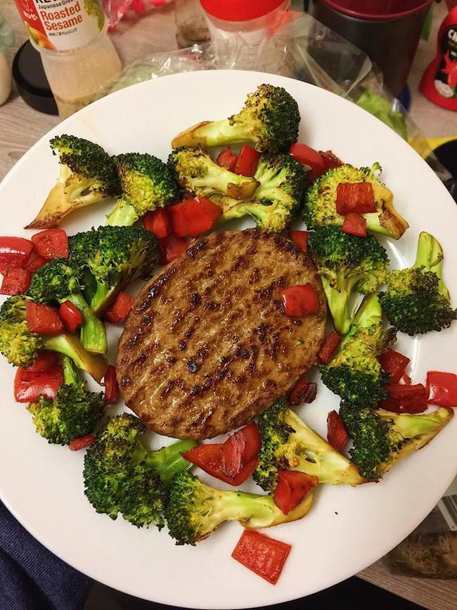 Học cách giữ dáng nhờ ăn theo những thực đơn giảm cân được du học sinh tự tay làm - Ảnh 17.