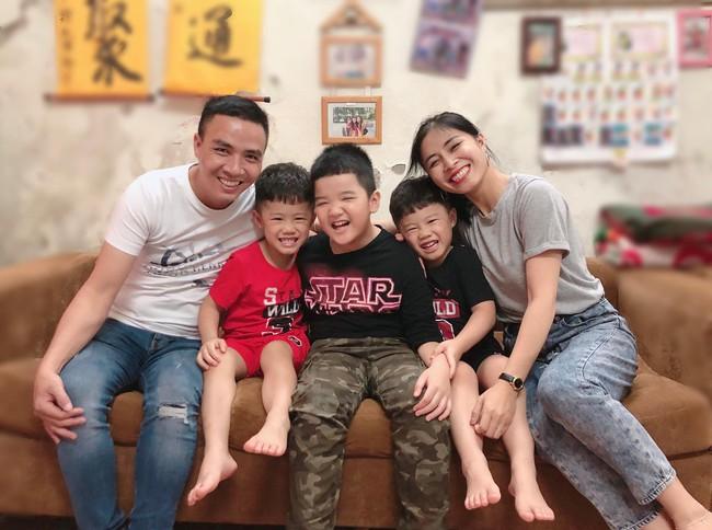Chồng sắp cưới rất yêu thương con riêng của Hoàng Linh, còn nữ MC đối xử với con riêng của Mạnh Hùng như thế nào? - Ảnh 11.