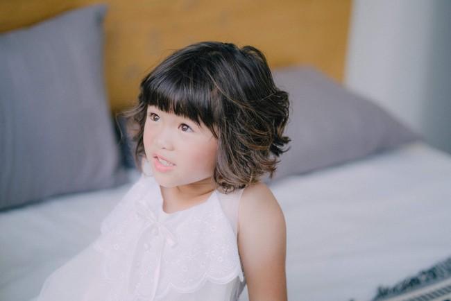 Thúy Nga khoe con gái 7 tuổi lớn phổng phao nhưng cũng cạn lời vì tiếng Việt chưa sõi của con - Ảnh 3.