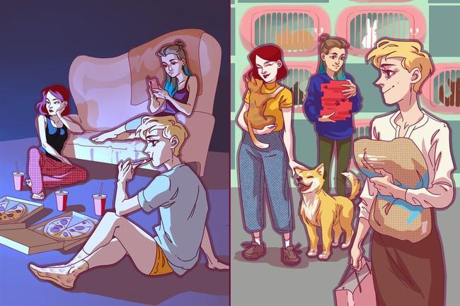 Muốn sống hạnh phúc cần loại bỏ ngay 6 thói quen vô hình đang dần mòn hủy hoại cuộc sống của bạn  - Ảnh 4.