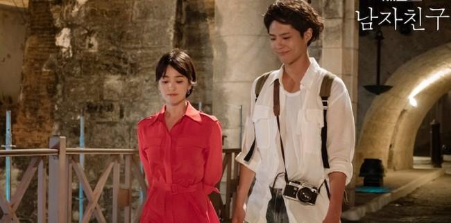 Đóng cùng trai trẻ kém 12 tuổi trong phim mới, Song Hye Kyo đã giảm cân để giữ nhan sắc không tuổi bằng cách này - Ảnh 2.