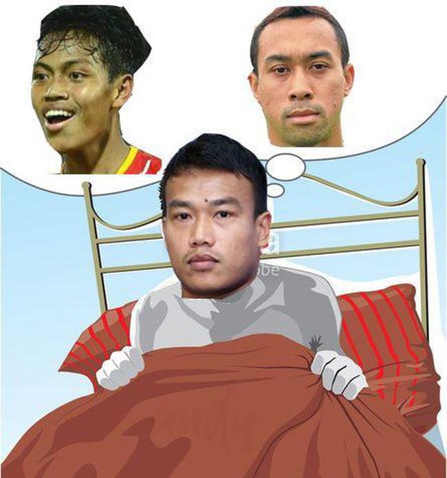 Hậu chiến thắng, tuyển Malaysia trả thù cực gắt thủ môn Thái Lan vì phát ngôn kiêu ngạo: Gọi tên Chatchai trong cơn ác mộng - Ảnh 7.