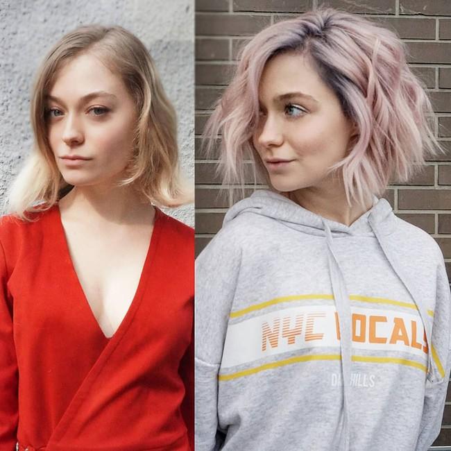 15 hình ảnh lột xác hoàn toàn của chị em chứng minh sức mạnh vi diệu của việc cắt tóc ngắn - Ảnh 4.