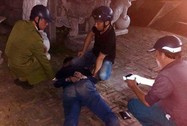 Hé lộ nguyên nhân vụ xả súng ở chùa Phủ Liễn, Thái Nguyên: Nghi phạm có biểu hiện hoang tưởng - Ảnh 2.