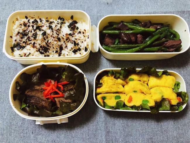 Cô vợ nấu cho chồng 25 hộp cơm trưa/tháng hút 3,6k like MXH chỉ sau 1 giờ đăng tải - Ảnh 5.