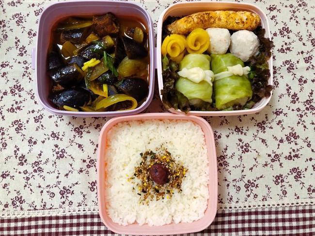 Cô vợ nấu cho chồng 25 hộp cơm trưa/tháng hút 3,6k like MXH chỉ sau 1 giờ đăng tải - Ảnh 9.