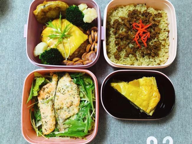 Cô vợ nấu cho chồng 25 hộp cơm trưa/tháng hút 3,6k like MXH chỉ sau 1 giờ đăng tải - Ảnh 10.