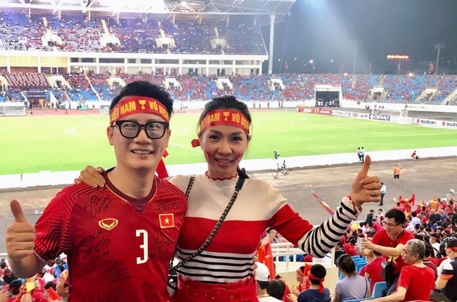 Đặng Thu Thảo, Phạm Quỳnh Anh...cùng dàn sao Việt ngất ngây hạnh phúc trước chiến thắng của đội tuyển Việt Nam - Ảnh 10.