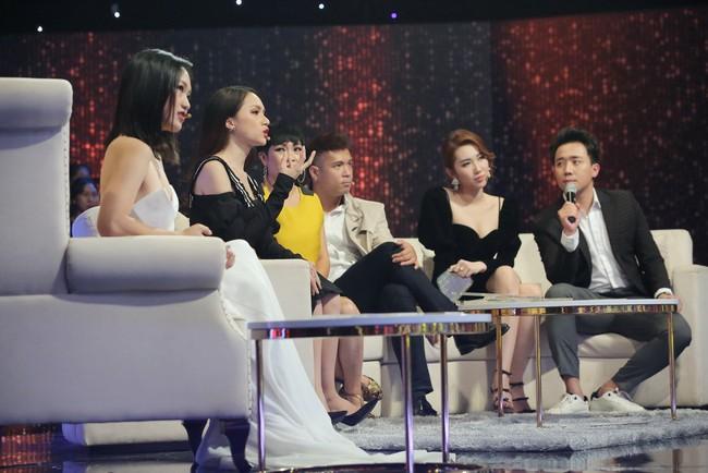 Người ấy là ai?: Hoa hậu Hương Giang tiếp tục duyên hết phần thiên hạ trong những màn nhận xét bá đạo - Ảnh 4.