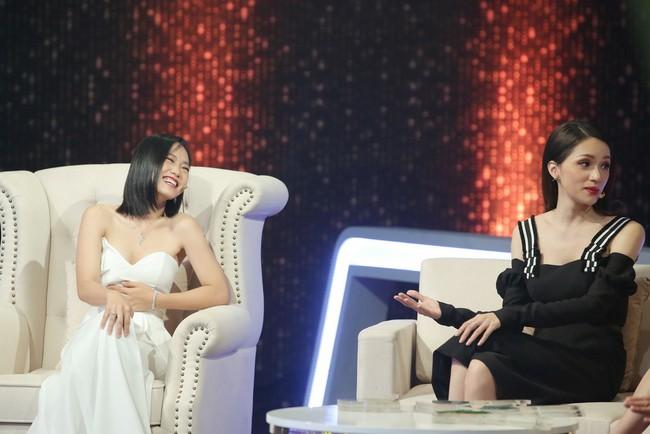 Người ấy là ai?: Hương Giang muốn từ chức Hoa hậu vì để lọt quá nhiều chàng trai màu tím - Ảnh 6.