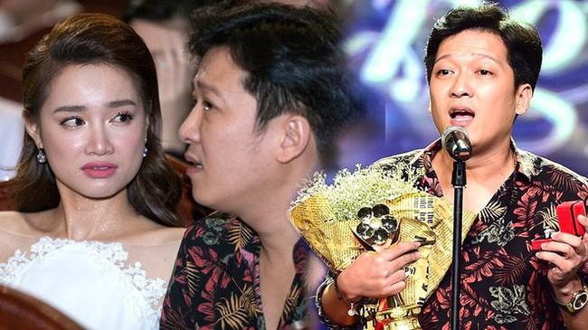 Trường Giang bị gạch tên khỏi Giải Mai Vàng 2018 vì chiếm sóng cầu hôn Nhã Phương năm 2017 - Ảnh 3.