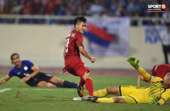 Quang Hải tái hiện bàn thắng lịch sử của tiền bối, lộ dấu hiệu vô địch như AFF Cup 2008 - Ảnh 3.