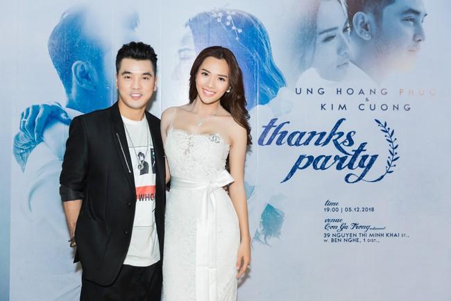 Hậu lễ cưới đầy lãng mạn, Ưng Hoàng Phúc tung ca khúc mới dành tặng bà xã Kim Cương - Ảnh 8.