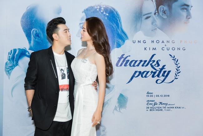 Hậu lễ cưới đầy lãng mạn, Ưng Hoàng Phúc tung ca khúc mới dành tặng bà xã Kim Cương - Ảnh 3.