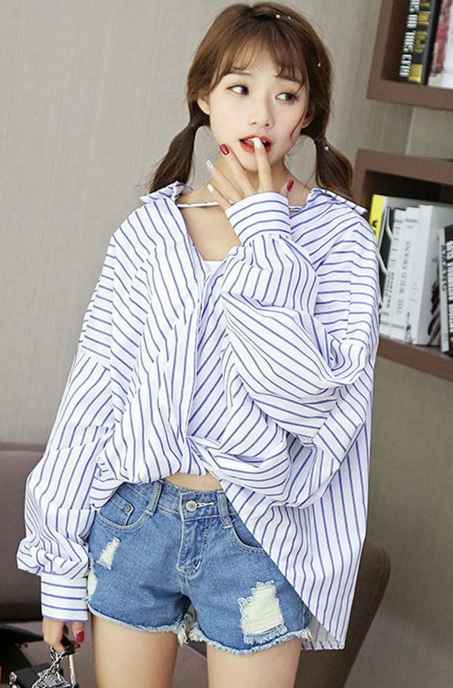 7 mẹo ăn mặc cực đơn giản giúp chị em xóa bỏ vẻ ngoài cũ kỹ, biến hình thành cô nàng hiện đại - Ảnh 3.