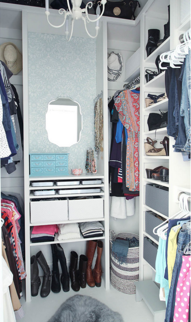 Những lời khuyên hữu ích cho vấn đề muôn thủa: Tủ quần áo trong phòng ngủ chật - Ảnh 17.