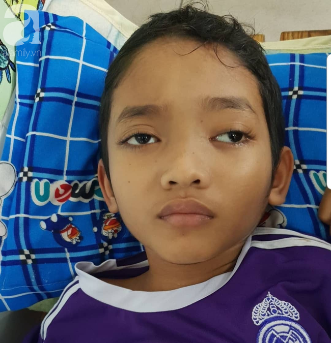 Minh Vương, bé trai 10 tuổi chiến đấu với căn bệnh u não bằng tất cả sự lạc quan đã ra đi mãi mãi - Ảnh 7.