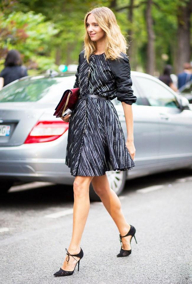 7 mẹo ăn mặc cực đơn giản giúp chị em xóa bỏ vẻ ngoài cũ kỹ, biến hình thành cô nàng hiện đại - Ảnh 7.