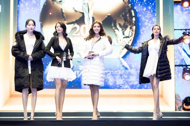 Minh Tú nổi bật trên sân khấu tổng duyệt Chung kết Miss Supranational 2018 - Ảnh 6.