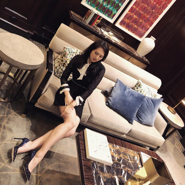 Con gái út ông trùm Huawei: Đã xinh đẹp còn học trường Harvard danh tiếng, mê viết code không kém gì ba lê và thời trang - Ảnh 11.