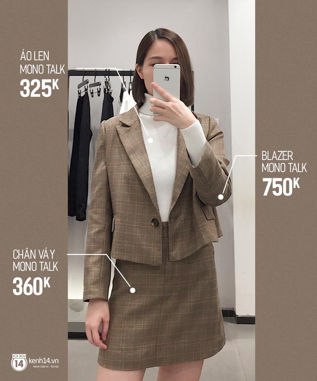 Dạo một vòng chọn mua blazer, tiện thể mách nước cho nàng công sở cách phối blazer + áo cổ lọ vừa ấm vừa đẹp - Ảnh 6.