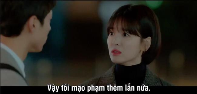 Mải mê ngắm trai trẻ, Song Hye Kyo bị xe tông - Ảnh 10.