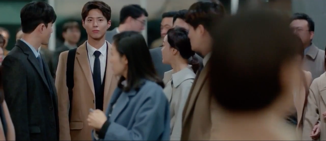 Sau khi nói nhớ Song Hye Kyo, Park Bo Gum tiếp tục gây sốc khi rủ cô ăn mỳ trước cả công ty - Ảnh 9.