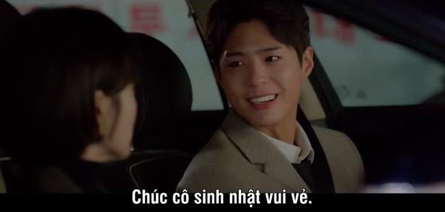 Sau khi nói nhớ Song Hye Kyo, Park Bo Gum tiếp tục gây sốc khi rủ cô ăn mỳ trước cả công ty - Ảnh 18.