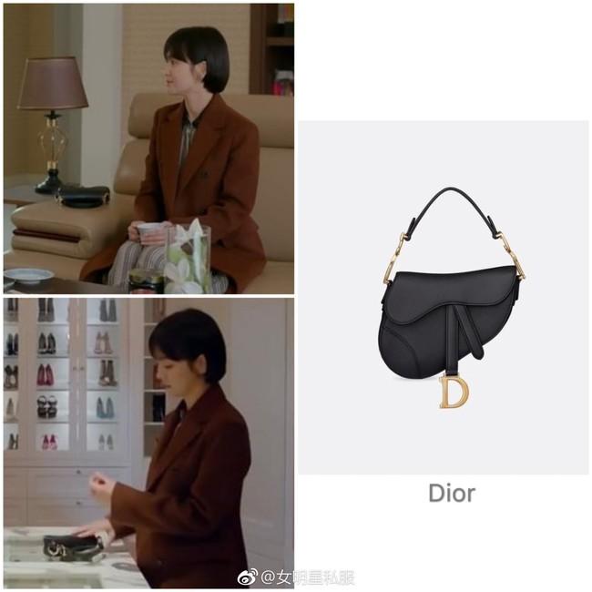 """Song Hye Kyo lại khiến dân tình choáng ngợp với """"kho"""" đồ hiệu, chỉ riêng túi đã hơn 1 tỷ đồng trong phim mới - Ảnh 10."""