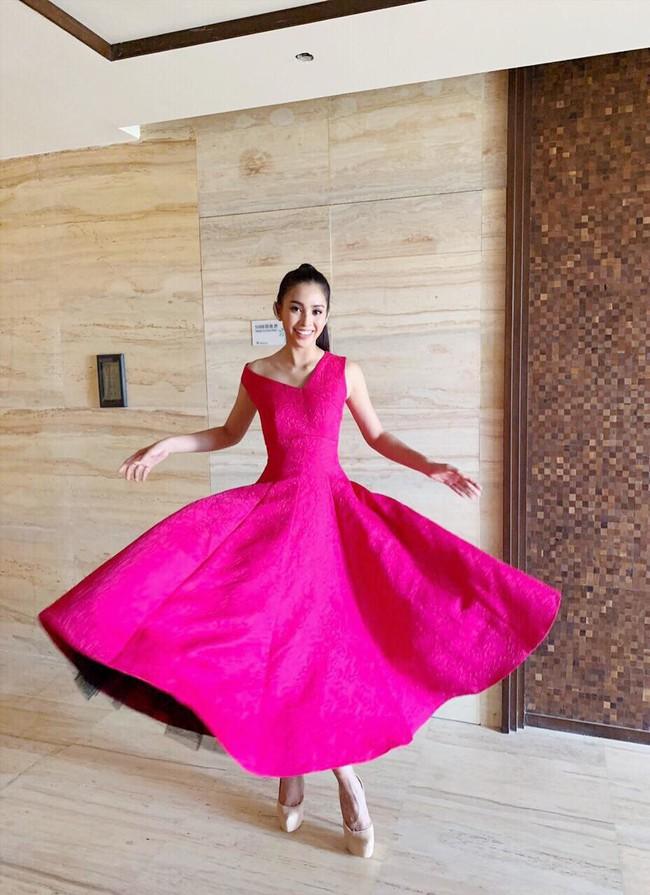 Trước thềm chung kết: Nhìn lại hành trình chinh phục Miss World 2018 của cô gái nhỏ Trần Tiểu Vy - Ảnh 4.