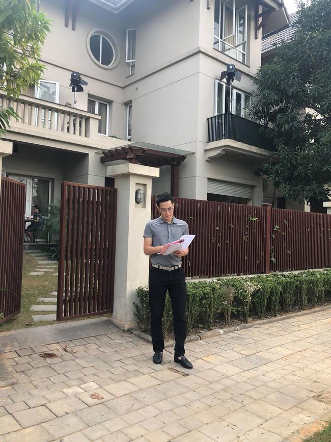 3 năm sau ly hôn, Chí Nhân - chồng cũ của My sói Thu Quỳnh đã tậu biệt thự ở ngoại thành Hà Nội? - Ảnh 4.