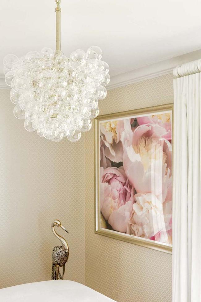 Đâu chỉ phòng khách, phòng ngủ mà phòng tắm cũng cần có một bức tranh treo tường - Ảnh 15.