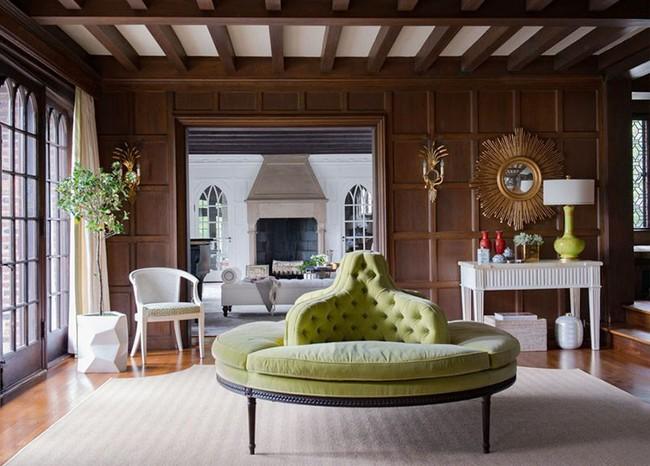 Đừng quên sắm cho gia đình bạn một chiếc ghế bằng nhung khi mùa đông đã về - Ảnh 1.