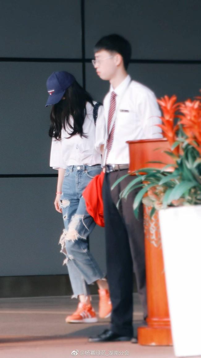 """Từng là """"nữ hoàng thời trang sân bay"""" nhưng nay Dương Mịch ngày càng kín đáo đơn giản là vì sao? - Ảnh 9."""