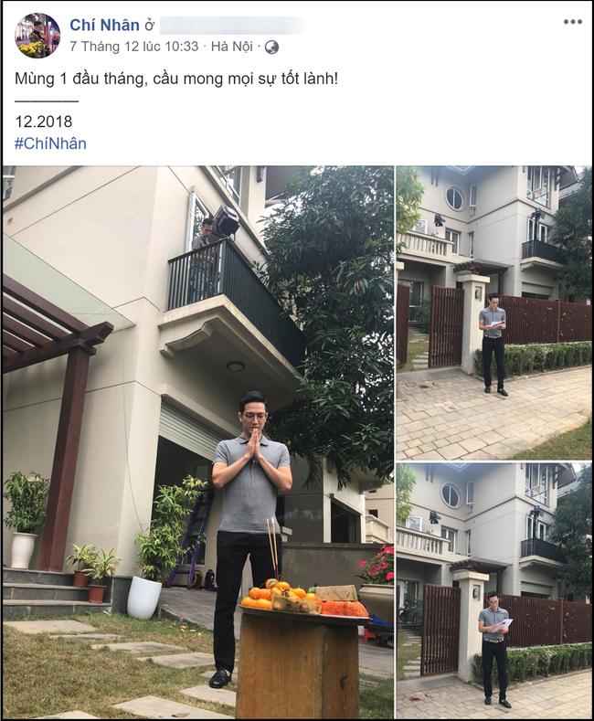 3 năm sau ly hôn, Chí Nhân - chồng cũ của My sói Thu Quỳnh đã tậu biệt thự ở ngoại thành Hà Nội? - Ảnh 1.