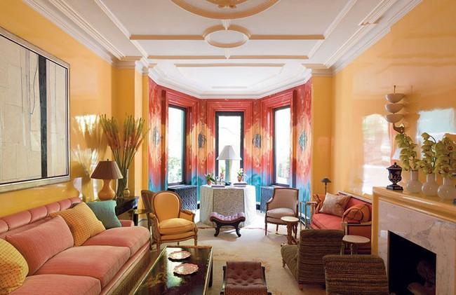 Lựa chọn theo cách này đảm bảo ghế sofa nhà bạn sẽ luôn nổi bật trong mọi không gian sinh hoạt - Ảnh 8.