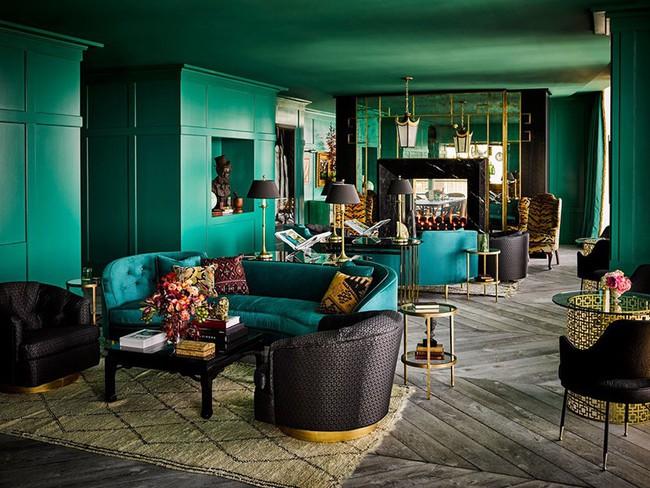 Lựa chọn theo cách này đảm bảo ghế sofa nhà bạn sẽ luôn nổi bật trong mọi không gian sinh hoạt - Ảnh 9.