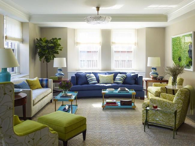 Lựa chọn theo cách này đảm bảo ghế sofa nhà bạn sẽ luôn nổi bật trong mọi không gian sinh hoạt - Ảnh 10.