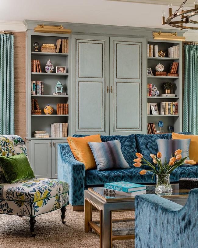 Lựa chọn theo cách này đảm bảo ghế sofa nhà bạn sẽ luôn nổi bật trong mọi không gian sinh hoạt - Ảnh 12.