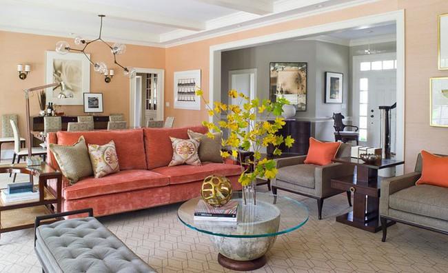 Lựa chọn theo cách này đảm bảo ghế sofa nhà bạn sẽ luôn nổi bật trong mọi không gian sinh hoạt - Ảnh 13.