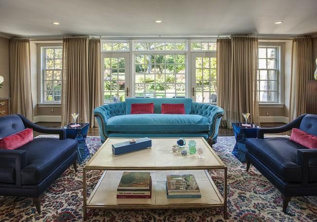 Lựa chọn theo cách này đảm bảo ghế sofa nhà bạn sẽ luôn nổi bật trong mọi không gian sinh hoạt - Ảnh 16.