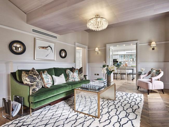 Lựa chọn theo cách này đảm bảo ghế sofa nhà bạn sẽ luôn nổi bật trong mọi không gian sinh hoạt - Ảnh 5.