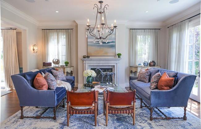 Lựa chọn theo cách này đảm bảo ghế sofa nhà bạn sẽ luôn nổi bật trong mọi không gian sinh hoạt - Ảnh 6.