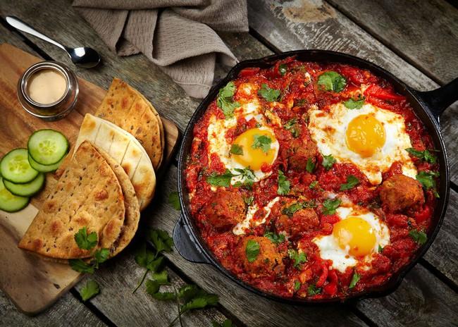 Ngoài ốp la, người dân thế giới còn ăn trứng kiểu gì trong bữa sáng? - Ảnh 4.