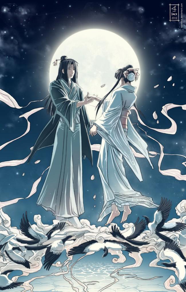 Nhân Thất Tịch, cùng tìm hiểu lý do vì sao vào ngày này, các cung nữ trong Diên Hy Công Lược đều thi nhau thả kim vào bát nước - Ảnh 4.