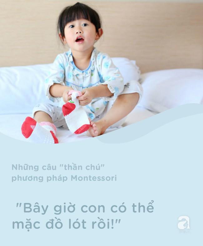 8 câu thần chú từ phương pháp Montessori giúp dạy bé đi vệ sinh dễ dàng - Ảnh 8.