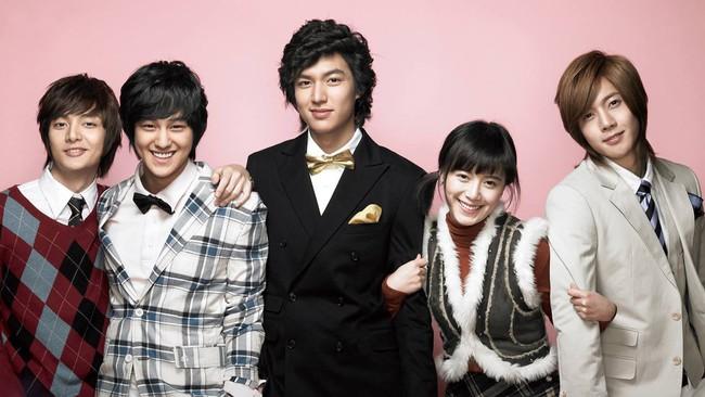 Sau tròn một thập kỷ, vị thế ở làng phim Hàn của 5 tài tử này đã thay đổi ngỡ ngàng! - Ảnh 1.